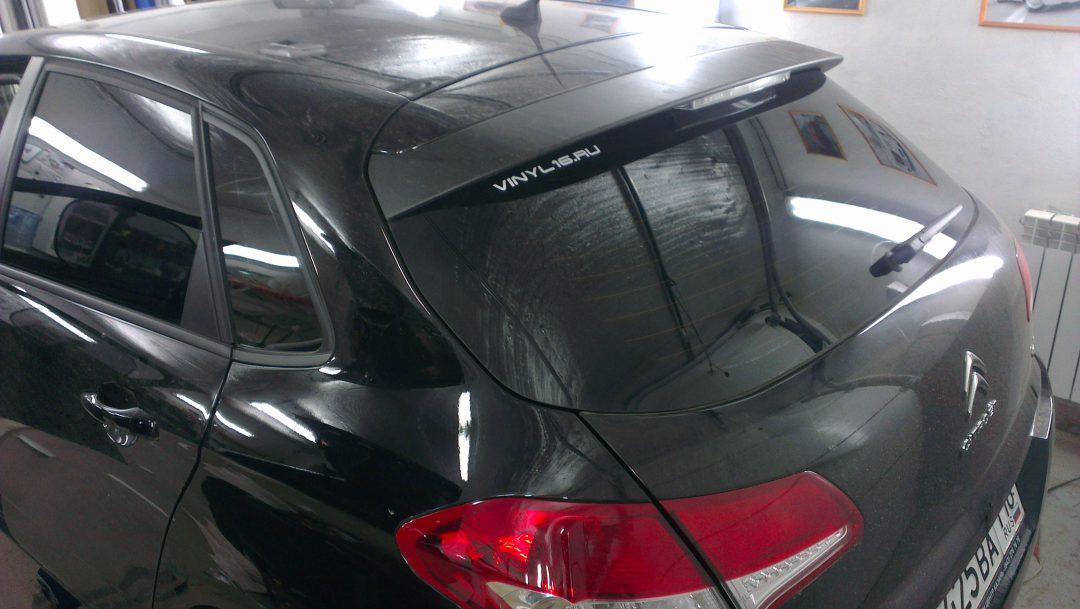 Тонировка стекол автомобилей в Казани — май 2013