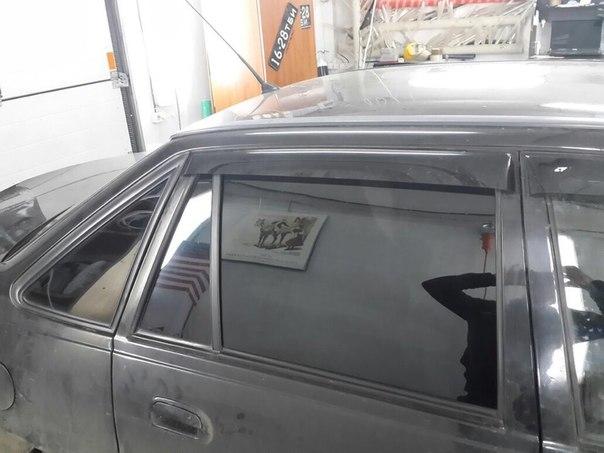 Daewoo Nexia — тонировка стекол автомобиля 95%