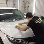 бронирование кузова автомобиля Nissan