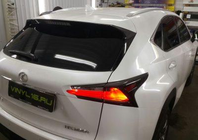тонировка стекол Lexus NX