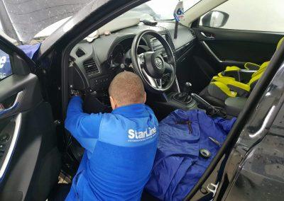 Установка автосигнализации на любой автомобиль в Казани