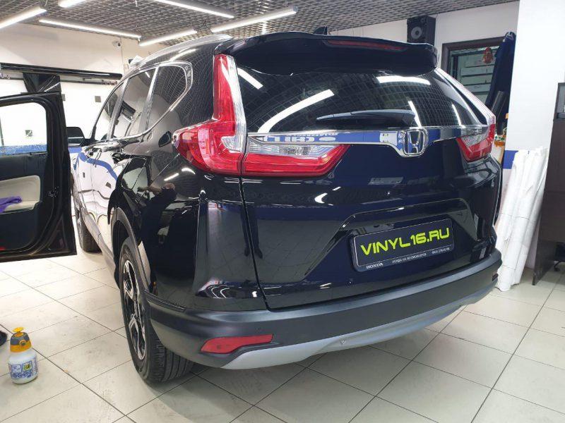 Honda CR-V — тонировка стекол автомобиля пленкой Ultra Vision