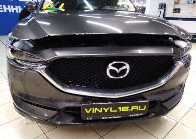Бронирование кузова автомобиля Mazda CX 5