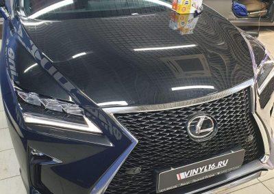 Установка автосигнализации StarLine A93 с GSM и GPS модулем на автомобиль Lexus RX300