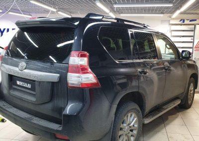 Тонировка пленкой Llumar — Toyota Land Cruiser Prado