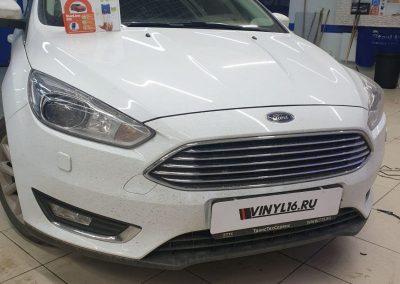Установка автосигнализации StarLine S96 на автомобиль Ford Focus