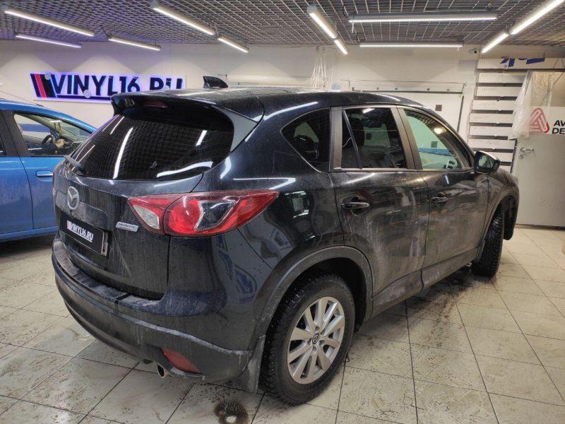 Mazda CX-5 — тонировка стекол пленкой UltraVision 95