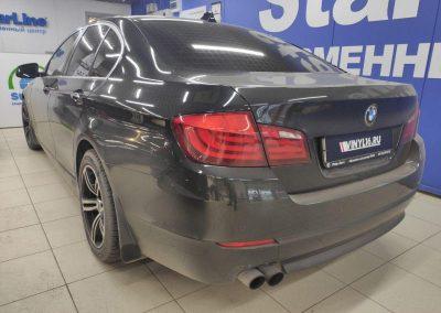 BMW 5 серии — тонировка стекол автомобиля пленкой Shadow Guard
