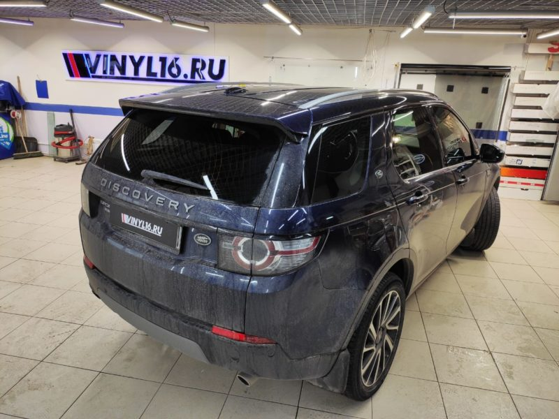Land Rover Discovery Sport — тонировка стекол авто пленкой Shadow Guard